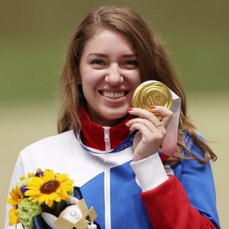 Виталина Бацарашкина, Токио 2021, Олимпиада 2020