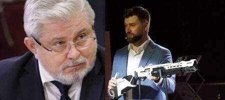 Владимир Лепин, Дмитрий Тарасов