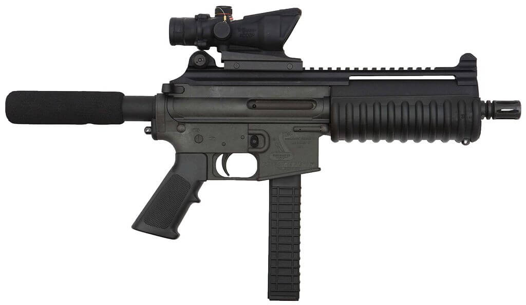 Bushmaster Carbon-15